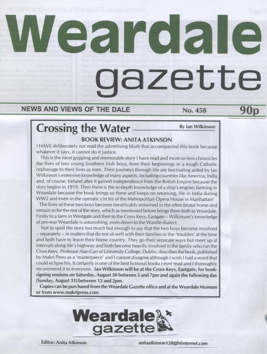 weardalegazette