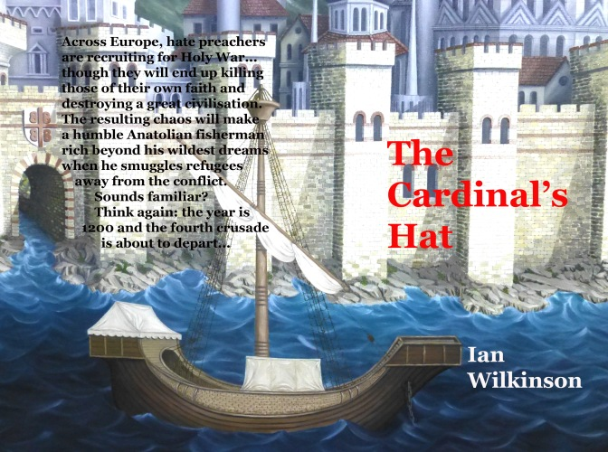 Release of 'The Cardinal's Hat'